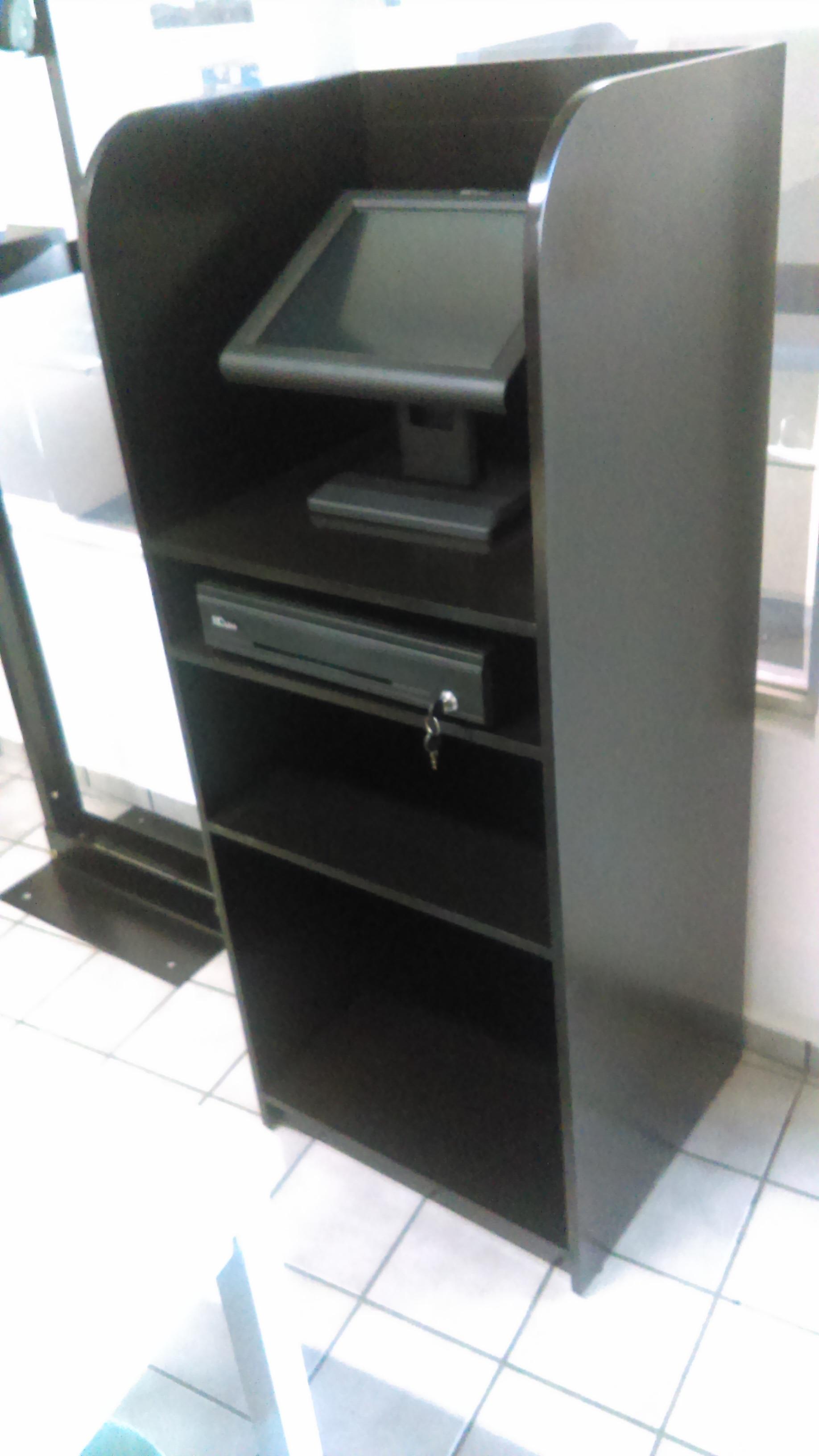 Sistema Punto De Venta Para Boutiques Profesional Con Mueble  # Muebles Punto Com